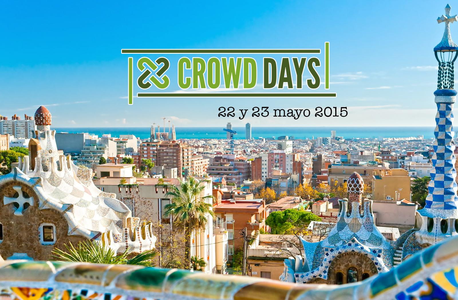Portada crowddays 2015